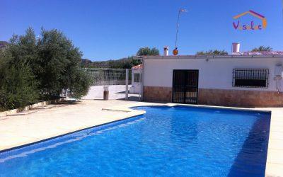 Venta Casa rural con piscina Calasparra 968 616 308