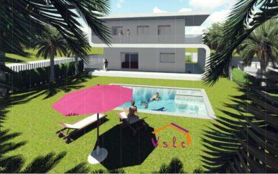 VENTA PRÓXIMA CONSTRUCCIÓN 968 616 308 CHALET CON PISCINA EN LA ALCAYNA